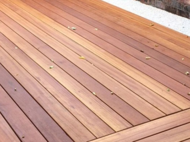Vanjski program i Decking